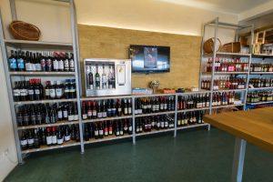 Getränke Vordermark Weinabteilung