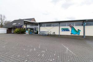 Getränke Vordermark Parkplatz