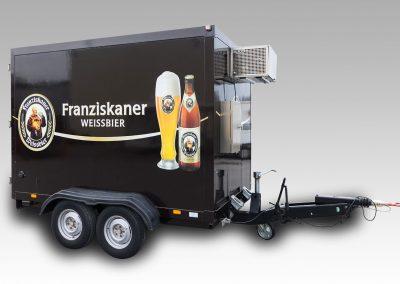 Franziskaner Kühlanhänger 3,0 t