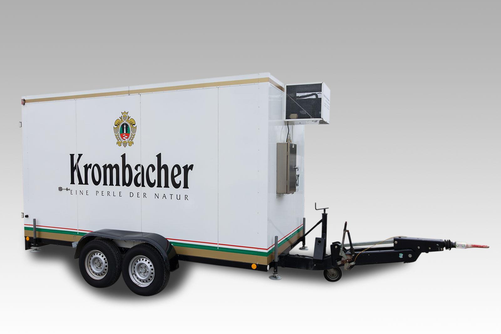 Krombacher Kühlanhänger 3,5 t Nr. 14 Bild 01