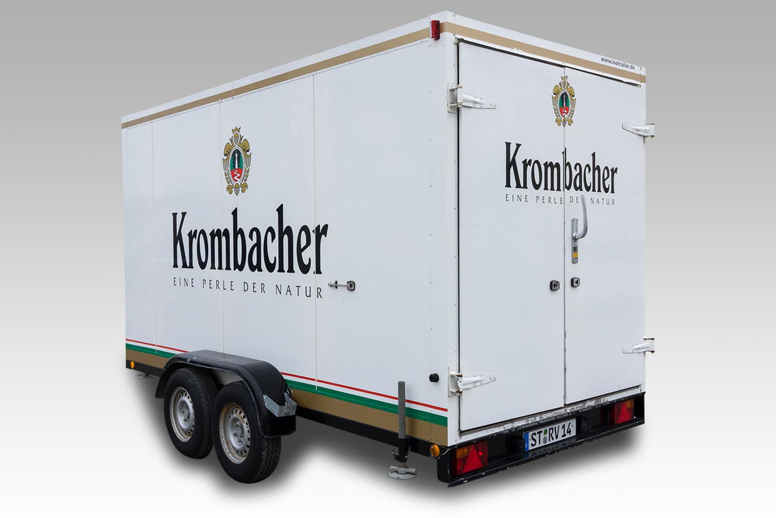 Krombacher Kühlanhänger 3,5 t Nr. 14 Bild 02