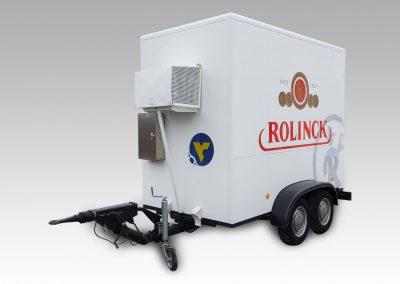 Rolinck Kühlanhänger 2,6 t